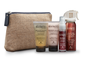ALTERNA Bamboo Volume Travel Kit - Zestaw podróżny