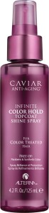 Caviar Infinite Color Topcoat Shine Spray - spray nabłyszczający i chroniący kolor 125 ml