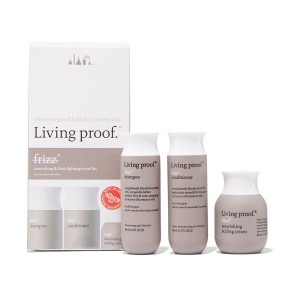 Living proof® No Frizz TRAVEL KIT - Zestaw podróżny