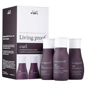 Living proof® Curl TRAVEL KIT - Zestaw podróżny