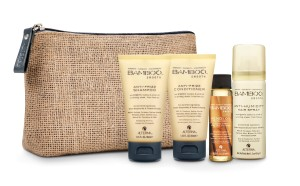 ALTERNA Bamboo Smooth Travel Kit - Zestaw podróżny