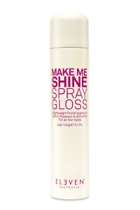 MAKE ME SHINE SPRAY GLOSS - Spray dodający włosom blasku 205ml