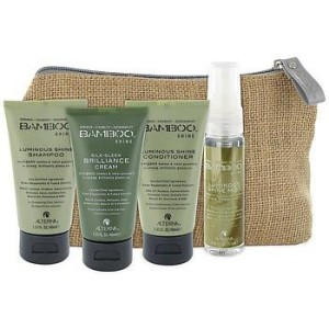ALTERNA Bamboo Shine Travel Kit - Zestaw podróżny