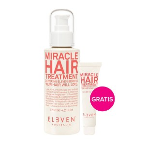 Eleven Australia Miracle Hair Treatment - kuracja bez spłukiwania 125 ml + Miracle Hair Treatment 10 ml gratis