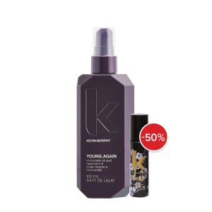 Kevin Murphy zestaw Young Again + Icons Oppulent -50% - Olejek Young Again 100 ml + perfumy Icons Oppulent 7 ml