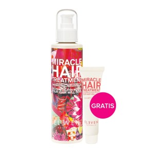 ELEVEN Australia Miracle Hair Treatment - WARM - LIMITED EDITION - Odżywka bez spłukiwania 175ml  + Miracle Hair Treatment 10 ml gratis