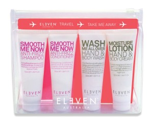 SMOOTH TRAVEL SET 50ml - Zestaw podróżny