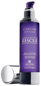 CAVIAR OVERNIGHT HAIR RESCUE - REGENERACYJNA MASKA NA NOC 100ML