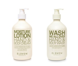 DUO HAND&BODY ELEVEN - Żel do mycia 500 ml i Balsam do ciała 500ml