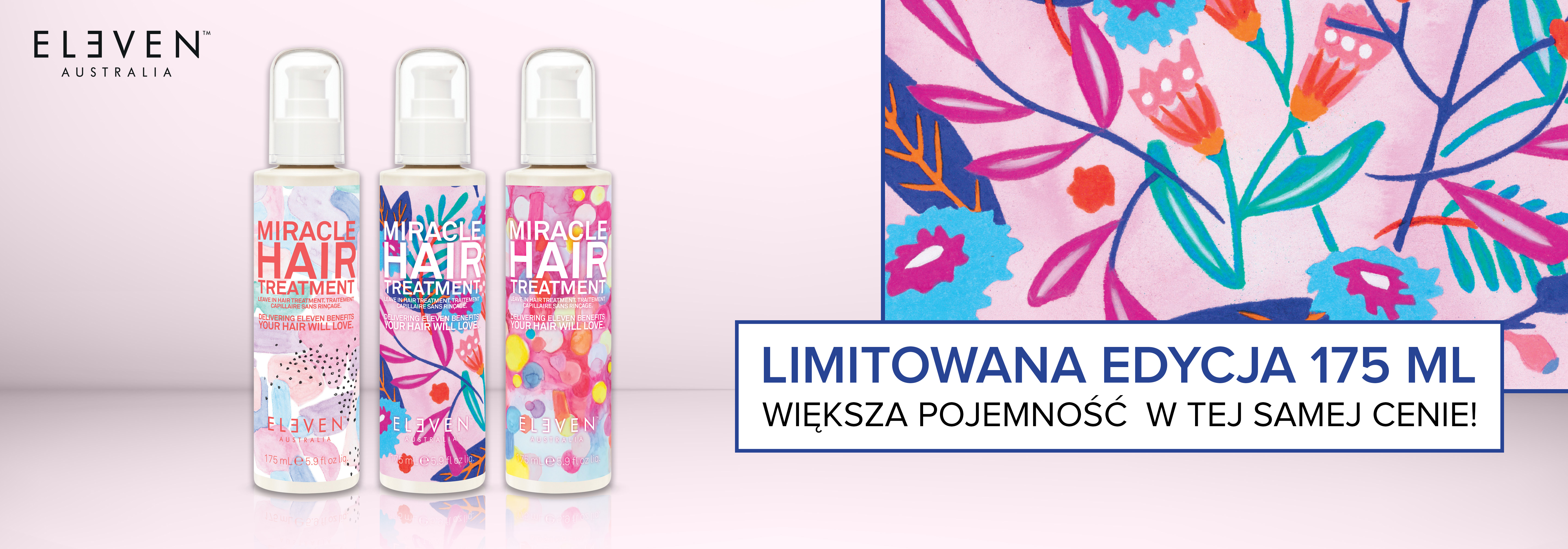 Miracle Hair Treatment limited edition