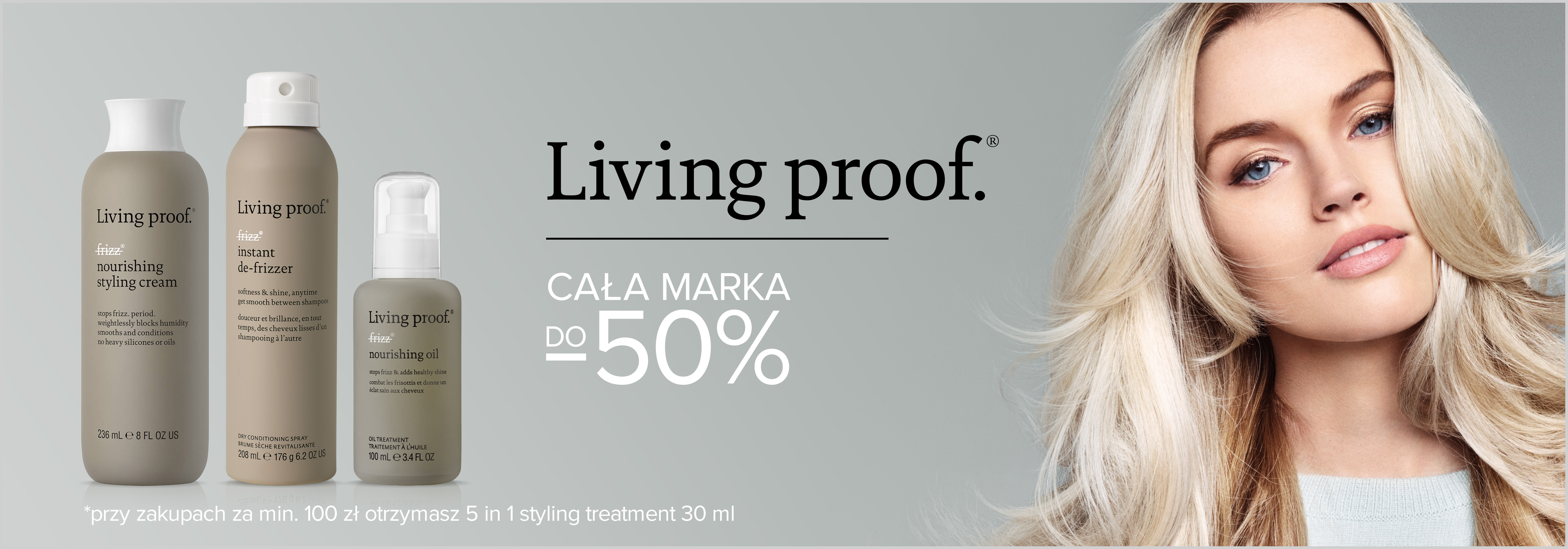 living proof -50%